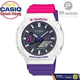 Đồng hồ nam Casio G-Shock GA-2100THB-7ADR chính hãng | G-Shock GA-2100THB-7A Carbon Core