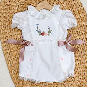 Bộ liền quần HMDonna Baby Romper HB02