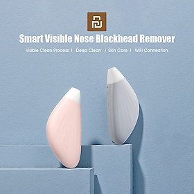 Xiaomi Youpin Meishi Visible Nose Blackhead Remover 1280*960P Deep Pore Acne Pimple Removal Beauty Visible Tool Face