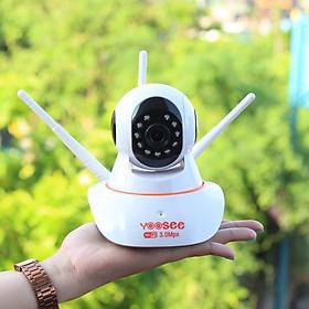 Camera IP WIFI trong nhà YooSee 3.0 ( New 2020) - Hàng nhập khẩu