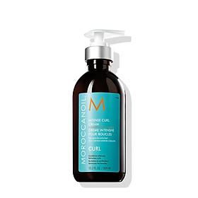 Kem Tạo Sóng Xoăn Moroccanoil Intensive Curl Cream 300ml - Hàng Chính Hãng