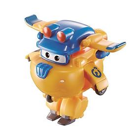 Đô Chơi Robot Biến Hình Mini Donnie Xây Dựng Superwings YW730012