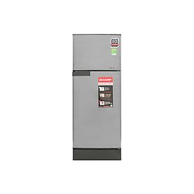Tủ lạnh Sharp Inverter 165 lít SJ-X196E-DSS - Hàng chính hãng (chỉ giao HCM)