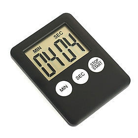 Baking Timer Timers for Cooking Economic Plastic Mini Home LCD