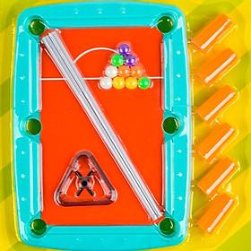 Đồ chơi bàn bi da mini cho trẻ em HT-7602 (cỡ trung)