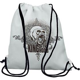 Túi Rút In Hình King Of The Hood  BDAT028