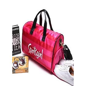 Hình đại diện sản phẩm Túi xách thể thao có ngăn để giày, túi xách du lịch Sportgirl năng động