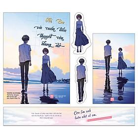Tôi, Em Và Cuốn Tiểu Thuyết Còn Dang Dở - Tặng Kèm Bookmark Bo Hình + Đai Obi Bao Sách + Postcard (9x15cm)