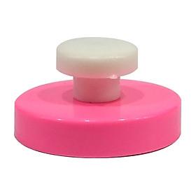 Bộ 5 Nam Châm Chặn Giấy Nhựa (34cm) NCCG-005 - Màu Hồng