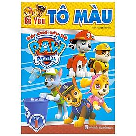 Bé Yêu Tô Màu - Đội Chó Cứu Hộ (Tập 1)