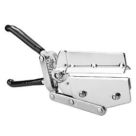 Handheld Portable Metal Letter Bender Manual Rapid Steel Bending Tools Shaping Pliers