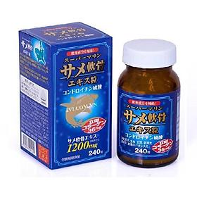 Viên uống Sụn cá mập Super Marine Nhật Bản- Bảo vệ sụn khớp, đẹp da chống lão hóa