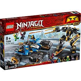 Mô hình đồ chơi lắp ráp LEGO NINJAGO  Chiến Xa Sấm Sét 71699 ( 576 Chi tiết )