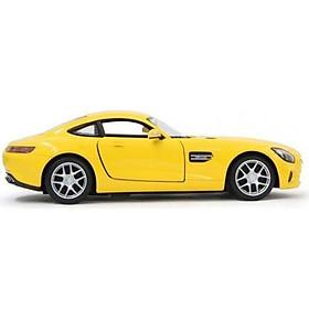Xe điều khiển Mercedes-benz Vàng RASTAR SKU R72100-2/R72100