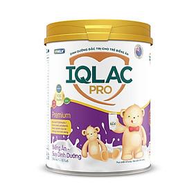 Sản phẩm dinh dưỡng IQLac Pro Biếng ăn Suy dinh dưỡng - Premium 900 gr