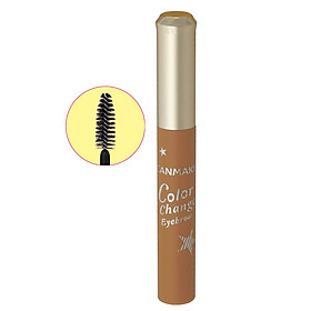 Mascara Chân Mày Canmake Color Change EyeBrow 4.9g - 01 Marron Brown