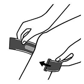 Đai đầu gối dây đơn Futuro 09189 hỗ trợ bảo vệ xương bánh chè, giảm đau cho khớp-4