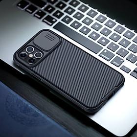 Ốp lưng cho iPhone 12 mini/ 12/ 12 Pro/ 12 Pro Max bảo vệ camera Nillkin CamShield chính hãng