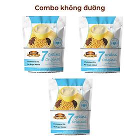 Combo ngũ cốc dinh dưỡng Godent không đường, không cholesterol dành riêng cho người kiểm soát cân nặng