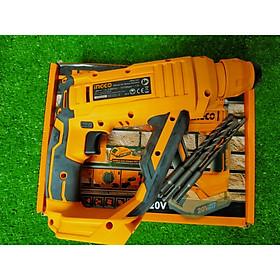 Máy khoan bê tông dùng pin INGCO CRHLI1601 (có nhiều lựa chọn)- Hàng chính hãng
