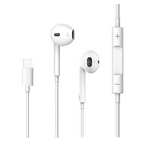 Tai nghe Earphone có dây Lightning kèm Mic cho Apple iPhone 7/ 7Plus USAMS EP-24 - Hàng chính hãng