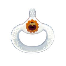 Bàn chải đánh răng kiêm gặm nướu silicon cho bé từ 6 tháng  Marcus & Marcus - Marcus