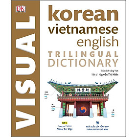 [Download sách] Korean Vietnamese English Trilingual Dictionary