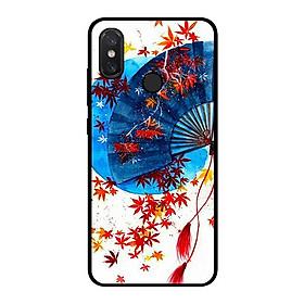 Ốp lưng cho Xiaomi Mi 8 cảnh 306 - Hàng chính hãng