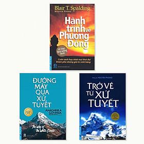 Download sách Combo Hành Trình Về Phương Đông, Đường Mây Qua Xứ Tuyết, Trở Về Từ Xứ Tuyết