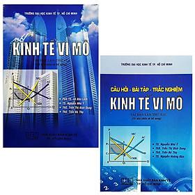 Combo Kinh Tế Vi Mô và Câu Hỏi - Bài Tập - Trắc Nghiệm Kinh Tế Vi Mô