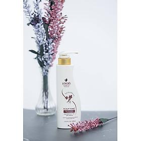 Dầu Xả Chống Rụng Tóc Cao Cấp Lover's Hairow Premium Scalp Tonic (400ml)-1