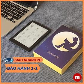 Máy đọc sách Likebook P6 - Android 8, CPU 4x1.6 GHz - Tặng bao da