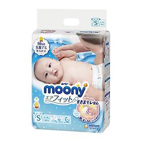 (New) Bỉm Moony tiêu chuẩn mẫu mới