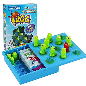 Child Frog Chinese Checkers Logical Thinking Puzzles Chess And Card Entry Reasoning Leisure Board Game Early Educational