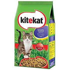 Đồ Ăn Cho Mèo Kitekat Vị Cá Thu Dạng Túi 1.4 Kg