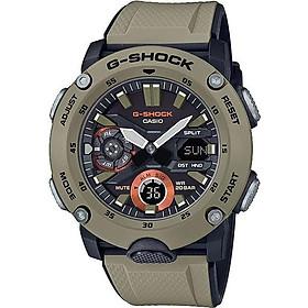 Đồng hồ nam Casio dây nhựa G-SHOCK GA-2000-5A