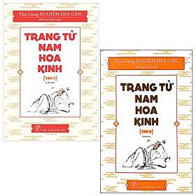 Combo Trang Tử Nam Hoa Kinh( Trọn bộ 2 tập) – Tái bản