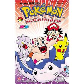 Pokémon - Cuộc Phiêu Lưu Của Pippi RS (Ruby -Sapphire) Tập 6