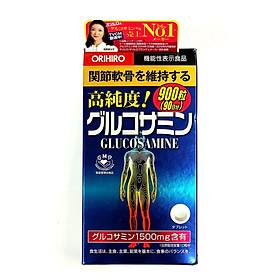 Thực phẩm chức năng Viên uống bổ xương, khớp Glucosamin Orihiro Nhật Bản (ORIHIRO Hight Pure Glucosamine Tablets) - Tặng kẹo mật ong SENJAKU