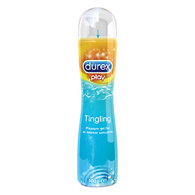 Gel Bôi Trơn Durex Play TingLing – 69374 – 100ML - 100810937