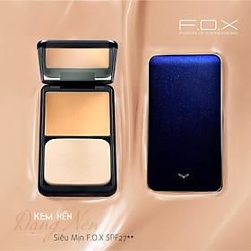 Kem Nền Dạng Nén Siêu Mịn F.O.X SPF27★★ Pro-Moisture Cream Compact 12g-2