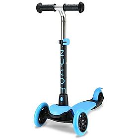 Xe trượt scooter cho bé giao màu ngẫu nhiên