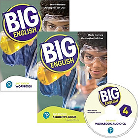 Big English AmE 2Ed Level 4 Value Pack (SB + WB)