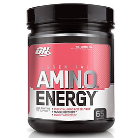 Optimum Nutrition Amino Energy Watermelon 65 Serve 585g Online Only