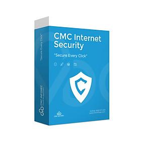 Phần mềm diệt virus CMC IS 6 tháng - Chính hãng