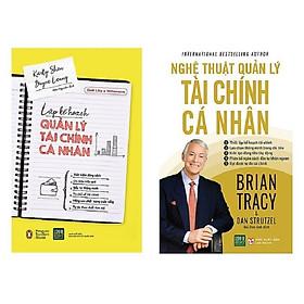 Sách - Combo Lập kế hoạch quản lý tài chính cá nhân và Nghệ thuật quản lý tài chính cá nhân