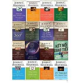 Combo 16 Cuốn của Tác giả John C. Maxwell
