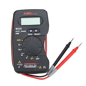 Máy Đo Điện Áp Vạn Năng Kỹ Thuật Số DMM LCD Aimo M320