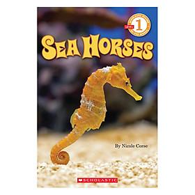 Scholastic Reader Level 1: Sea Horses