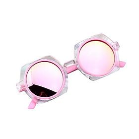 Fashion Children Toddler Girls Boys Round Shape Anti UV Eyeglasses Children Baby Kids Sunglasses new